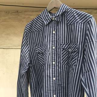 Old Navy Western Shirt