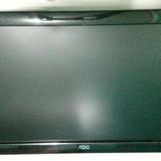 "AOC LCD 18.5"" Computer Monitor"