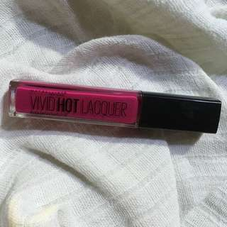 Maybelline Vivid Hot Lacquer