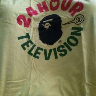 24 Hours Music Television X Bathing Ape