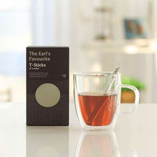 T-Sticks of London - The Earl's Favourite Tea  x 10 盒