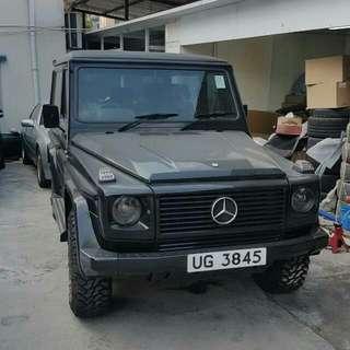 Benz G230