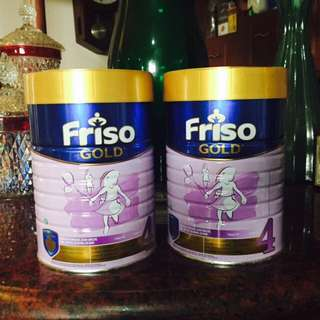 Friso Gold 4 900gr