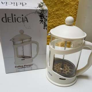 Delicia Coffee Plunger