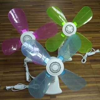clip electric fan