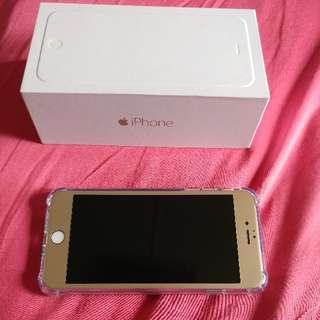 Wts IPhone 6 Plus 128gb