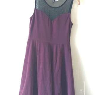 H&M連身裙