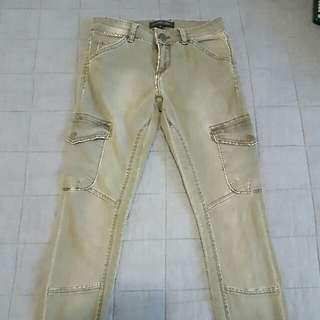 Forever New Khaki Jeans
