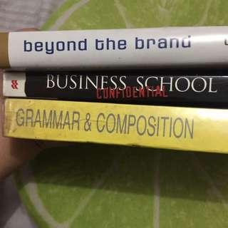 One Set: Marketing And Branding books