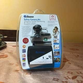 Swann Wireless Camera & Monitoring Kit