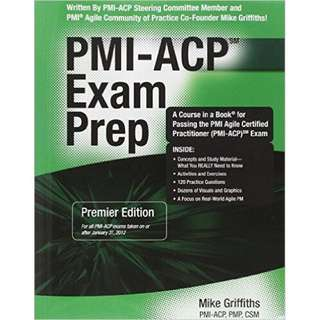 PMI-ACP Exam Prep Premier Edition NEW