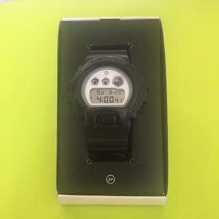 G Shock 6900 Fragment Black Watch 日本黑錶 Mastermind Japan Mmj 特別