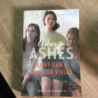 Preloved - Ashes To Ashes by Jenny Han