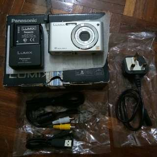 Panasonic Lumix Compact Camera