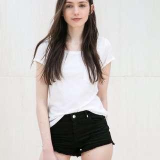 Bershka Jean Shorts