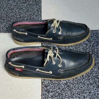 Vans Loafers Leather