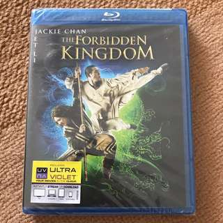 **3 For $30!** The Forbiiden Kingdom Blu-ray