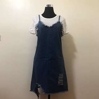 Denim Maong dress
