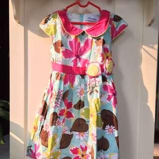 Dress Donita 4 Tahun