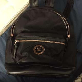 MIMCO SPLENDIOSA ROSE GOLD BACKPACK NEW