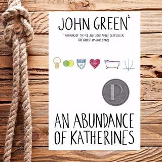 FREE! An Abundance of Katherines by John Green