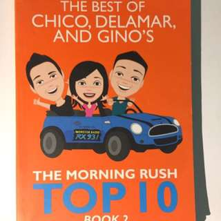 The Best of Chico, Delamar and Gino's The Morning Rush Top 10