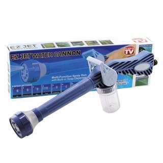 Ez Jet 8 In 1 Multi Function Water Cannon Water Spray Gun sabun basuh kereta pemancut