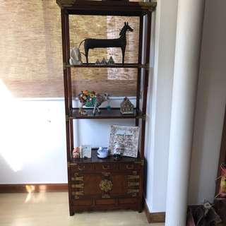 Antique Cabinet (Left Side)