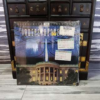 Independence Day Laser Disc Ld