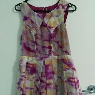 Pink Marcs Size 10 Dress