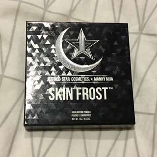 Jeffree Star x Manny MUA Skin Frost