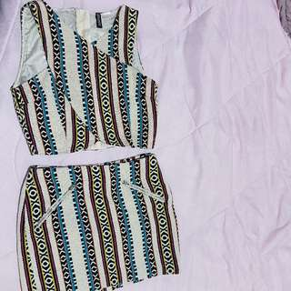 H&M Divided 2 Piece Clothing