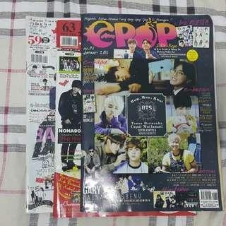 E-pop Magazine (BTS)