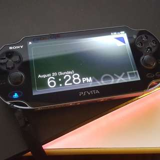 PS Vita - With 26 Games!