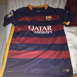 nike junior fcb jerseys