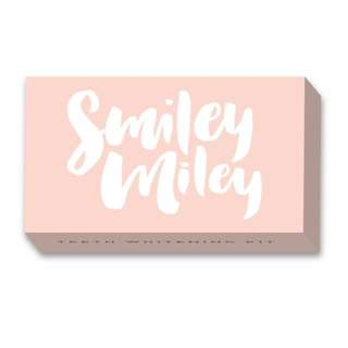 Smiley Miley Natural Express Teeth Whitening