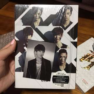 VIXX Error Japanese Single Type B