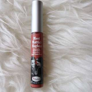 the balm meet matte me hughes commited