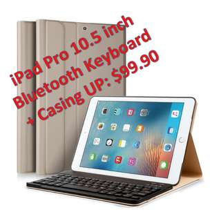 🚚 ♥Bluetooth Keyboard with case♥ for iPad Pro 10.5 inch