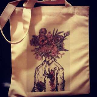 Tote Bags, T Shirts, Accessories
