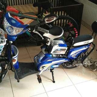 Sepeda Listrik Speed Rider New Earth Platinum