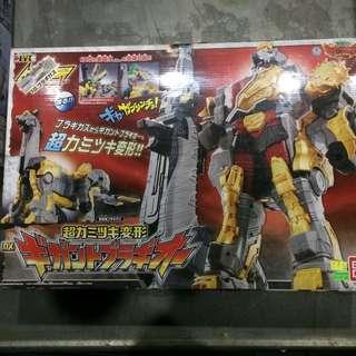 #滄海遺珠珍藏日版大型可變得身機械及恐龍玩具系列 (歡迎出價! 價合即決!)