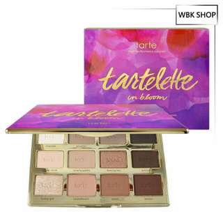 《徵》tarte Tartelette in Bloom Clay Palette 12色 眼影盤
