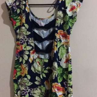 Right Floral Dress