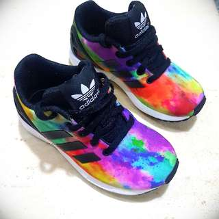 Adidas Rare Limited Watercolour Edition ZX FLUX