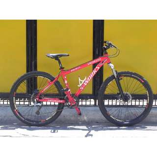 Big bike for sale  with Free – metal stud to hang bike, cycling jersey, and tire pump (small, portable)