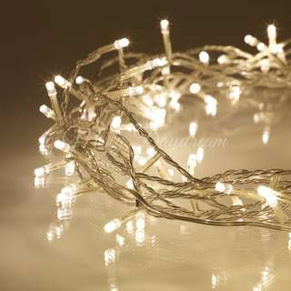 LED String Fairy Lights (Battery or USB Operated)