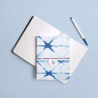 Shibori Notebook