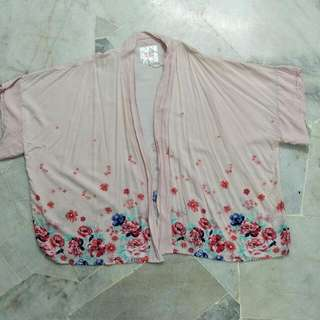 Cotton On Body Floral Robe