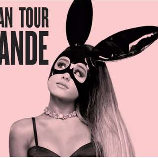X2 Tickets Ariana Grande Dangerous Woman Tour MELBOURNE 5th September